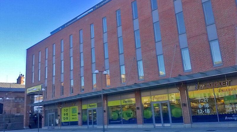 S-Market Säkylä Aukioloajat