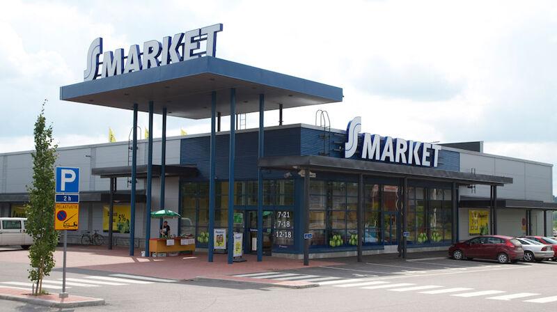 S-market Villähde Nastola - Hameenmaa.fi