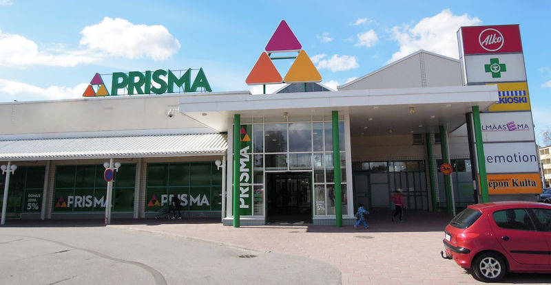 Prisma Pietarsaari - Varuboden.ax