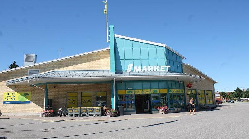 S Market Nilsiä