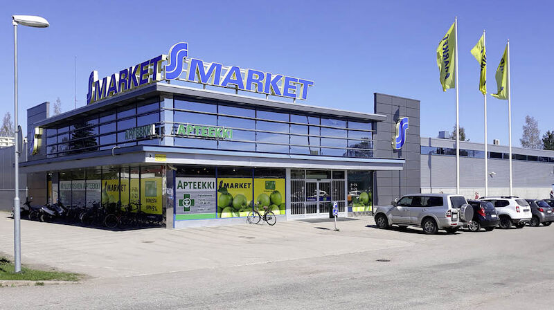 S Market Lehtomäki
