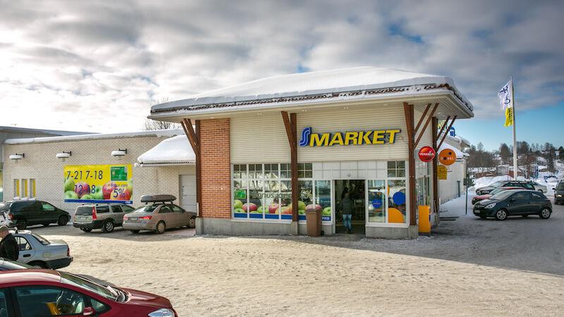 K Market Ilomantsi