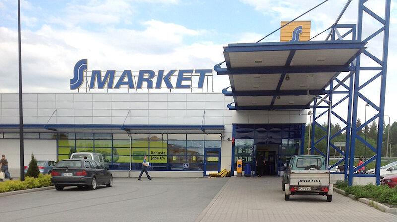 S Market Urjala