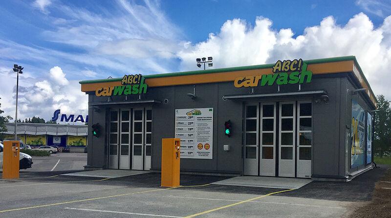 ABC CarWash Myllykeskus - EeKoo.fi