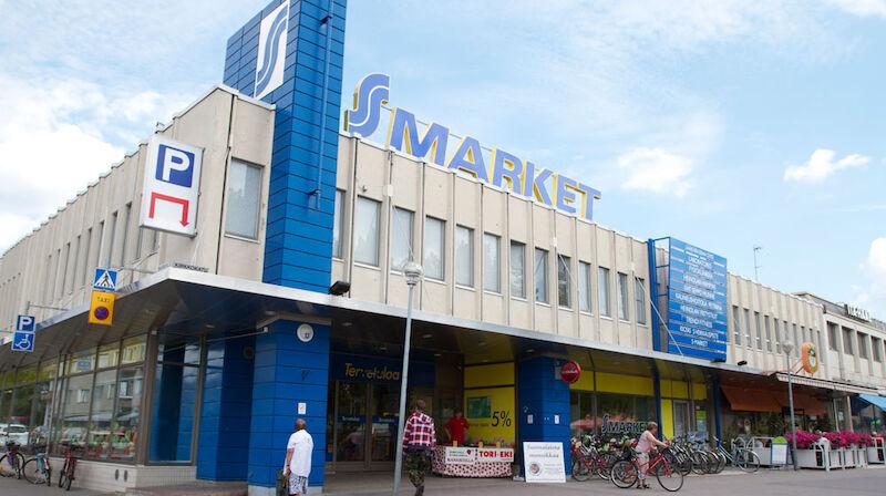 K Market Heinola