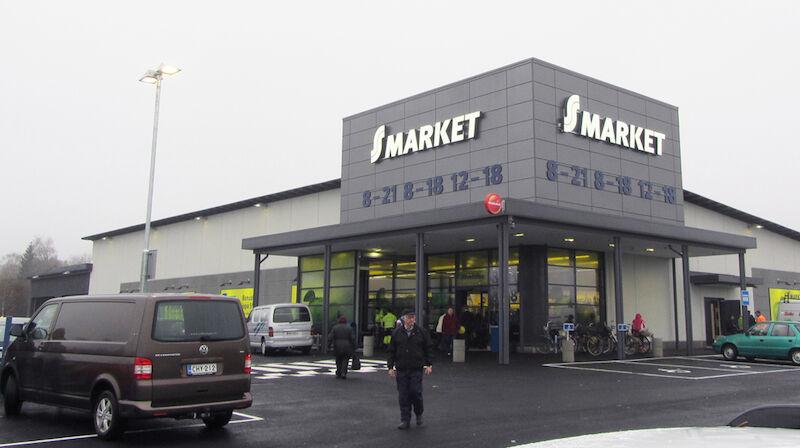 S-market Kärsämäki - Osuuskauppa KPO