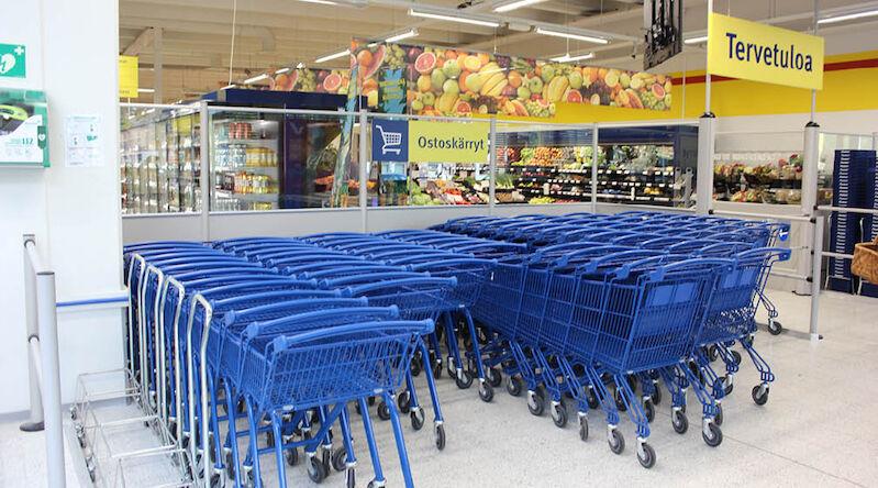 K-Supermarket Suomussalmi
