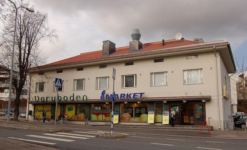 S Market Pohjois Haaga