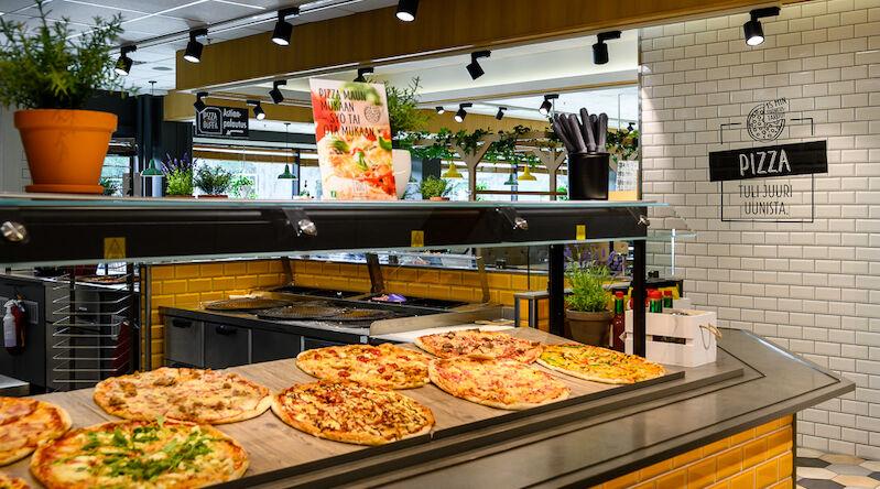 Pizza Buffa Rauma