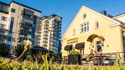Ravintola Aittaranta, Penttilä, Joensuu, Penttilänranta, Aittaranta, 80220, kesäterassi, lasipaviljonki