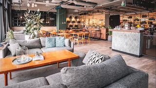 Trattoria Bar Sokos Wiklund Original Sokos Hotel Wiklund 2.krs Turku viiniä italian makuja pizzaa antipastoja