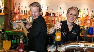 Bar 'n' Night Vaakuna