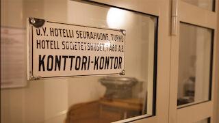 Reception - Original Sokos Hotel Seurahuone Turku Finland