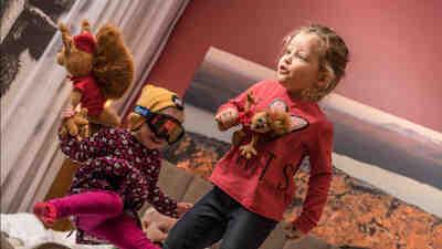 Break Sokos Hotel Levi, lasten lisähuone