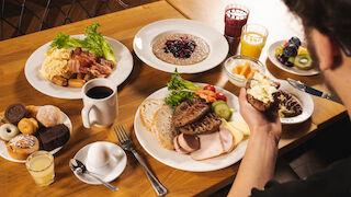 Original Sokos Hotel Kimmel Joensuu Finland North-Carelia Breakfast