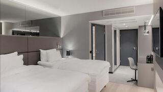 Business Class -huone, Radisson Blu Royal Hotel