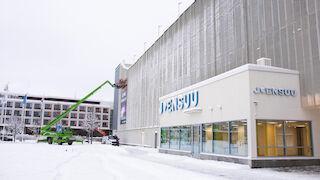 Joensuu, Original Sokos Hotel Kimmel, Pysäköinti, asemaparkki, Hotelli, Majoitus, asiakaspysäköinti