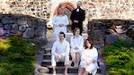 Sammatin Sampomäki Papin perhe
