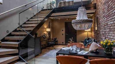 LOFT, perhe, Lahti, sviitti Solo Sokos Hotel Lahden Seurahuone