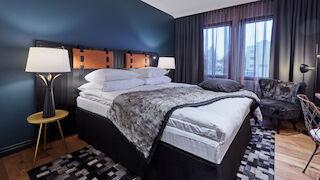 Tarjoushinnalla uudistuneeseen Original Sokos Hotel Kimmeliin