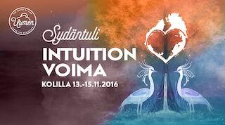 Sydäntuli, Intuition voima 13.-15.11.2016