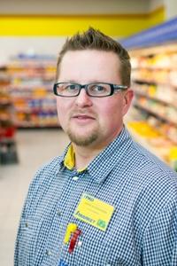 Marketpäällikkö Janne Hurskainen