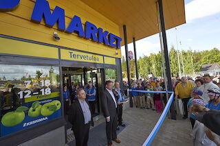S-market Hankasalmi