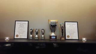 Solo Sokos Hotel Paviljonki pokkasi kolme palkintoa The World Luxury Hotel Awards -kilpailussa