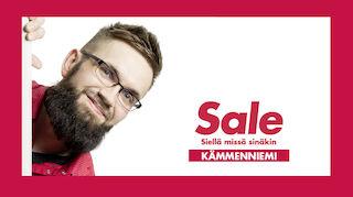 Uuden Sale Kämmenniemen avajaisia vietetään 1.6.