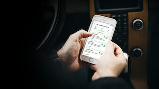 Maksa autopesu ABC-mobiilissa