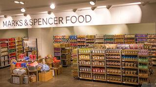 Marks & Spencer Lappeenranta herkkuosasto