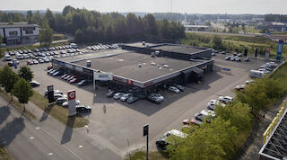Autotalo Ripatti Lappeenranta
