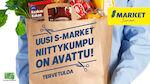 uusi S-market Niittykumpu