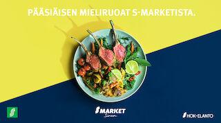 S-market avoinna pääsiäisenä
