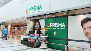 Prisma Nummela parturi-kampaamo