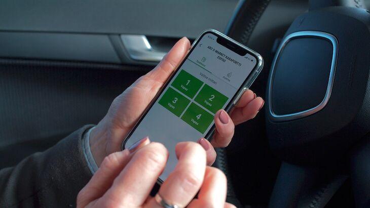 Mobiilitankkaus nopeutuu entisestään: uuteen ABC-mobiiliin tulossa myöhemmin myös autopesu