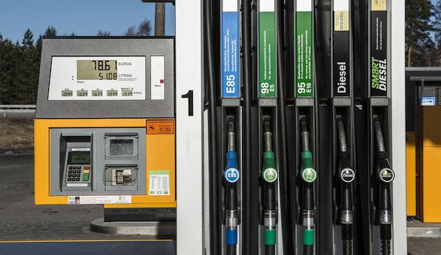 E85 Gas Stations >> Bensiini Ja Diesel Sekoittuivat Sotkamon Abc