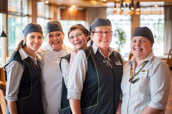 45 000 ruokailijaa nauttii vuosittain äitienpäivälounaan ABC-asemilla