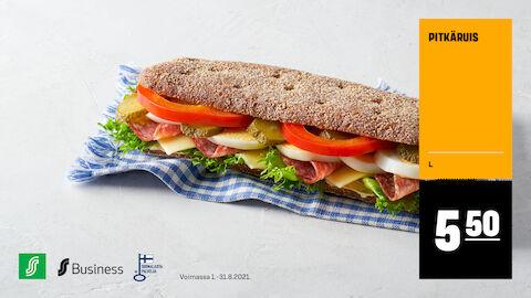 Pitkäruis 5,50 €