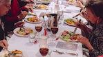 Radisson Blu Royal Hotel ja HelsinkiMissio tarjosivat joululounasta yksinäisille senioreille