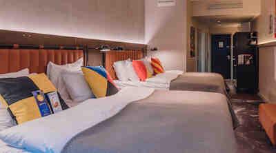 Radisson Blu Hotellit kumppanina ensimmäisissä Unen SM-kisoissa