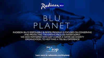 Radisson Blu vastuullisuuskuukausi 2017