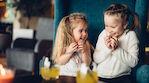 Radisson Blu majoittumisen yhteydessä lapsi syö ilmaiseksi aikuisen seurassa hotellin ravintolassa.
