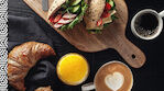 Coffee House aamiainen Raflaamo