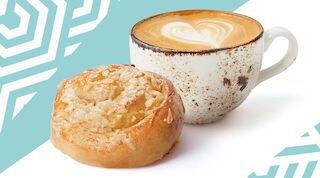 Coffee House Toscapulla ja cappuccino
