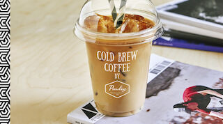 Coffee House Cold Brew Coffee Raflaamo