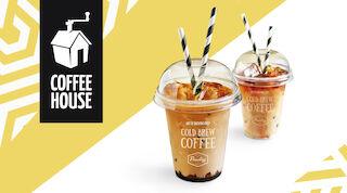Coffee House Cold Brew Coffee Raflaamo