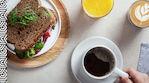 Coffee House Toast lunch Raflaamo