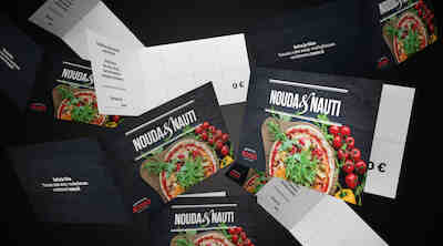 NOUDA & NAUTI -pizzapassi