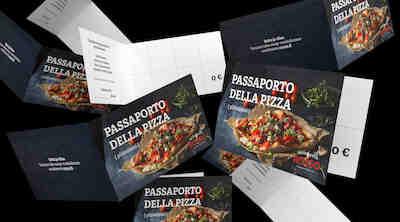 PASSAPORTO DELLA PIZZA -pizzapassi